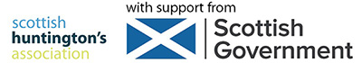 Scottish Huntington's Association with support from the Scottish Government